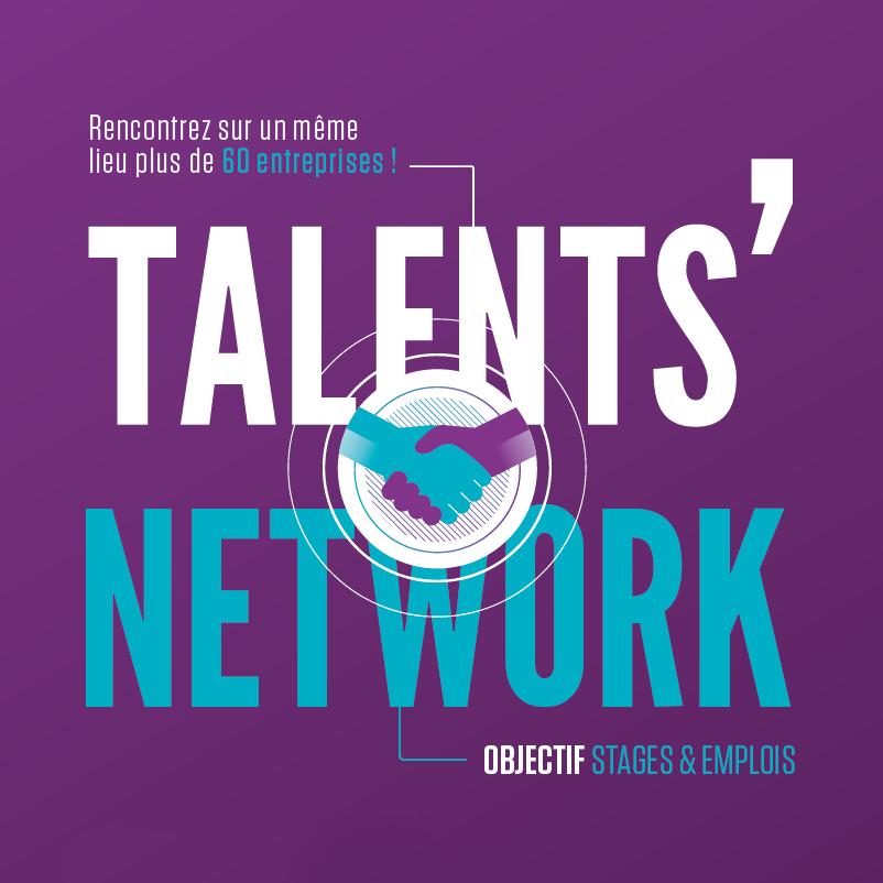 L'événement Talents' Network rassemble les entreprises à l'IAE !