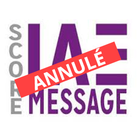 Score IAE message annulé