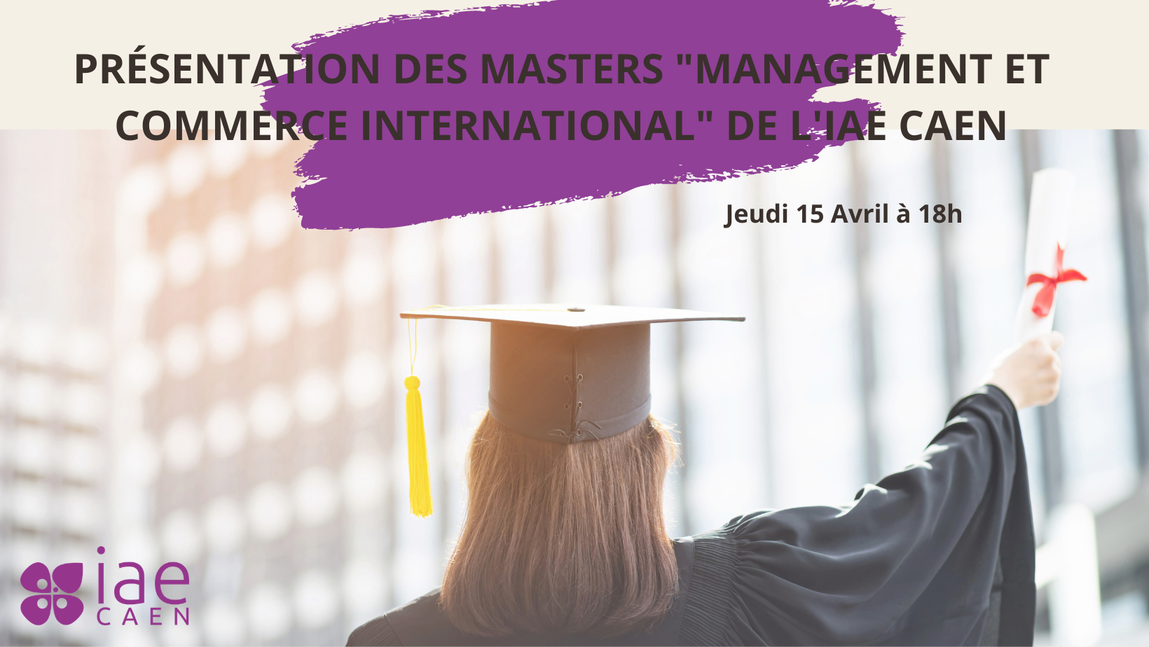 Présentation du Master Management et commerce international