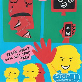 """Conférence """"Du harcèlement au cyber-harcèlement"""" le 20 novembre"""