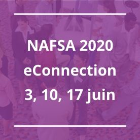L'IAE Caen participe au salon virtuel NAFSA 2020 eConnection