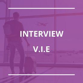 V.I.E : l'expérience d