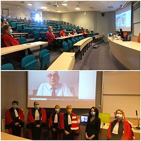 Kawtar Abouhazim a soutenu sa thèse de doctorat avec succès