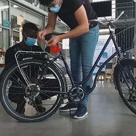 Projet étudiant Hope & Bike